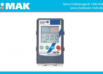 MAK | Simco Feldstärkemessgerät FMX-004