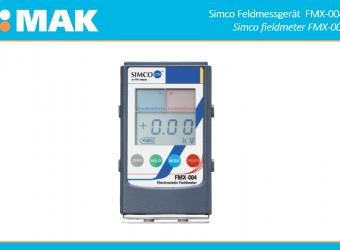 MAK | Simco Felststärkemessgerät FMX-004